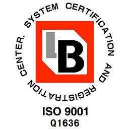 ISO 9001 Q1636