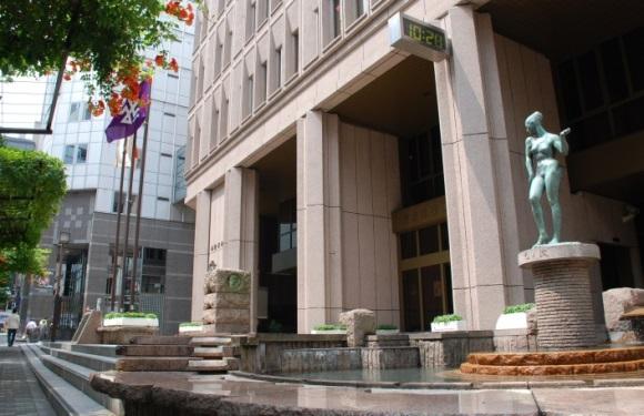 写真:新宿区役所(本庁舎)